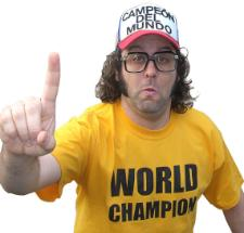 judah friedlander height