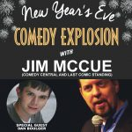 New Years Comedy Explosion