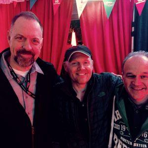 Boston Comedy Festival Podcast interview Bill Burr