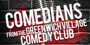 The Greenwich Village Comedy Club comes to Boston