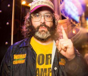 Boston Comedy Scene World Champion Judah Friedlander