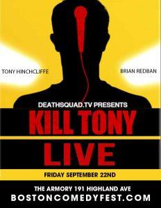 Boston Comedy Festival presents Kill Tony