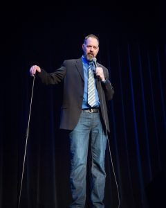 How to produce a successful comedy fundraiser