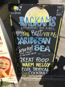 Grand Cayman Lunch Free WIFI and Snorkeling for $27