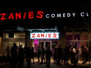 Zanies Comedy Club – Rosemont, IL @ Zanies Comedy Club