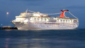 Carnival Paradise @ Carnival Paradise Cruise