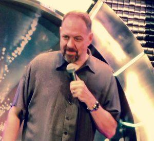 Comedian Jim McCue at McCurdys Comedy Club @ McCurdys Comedy Club